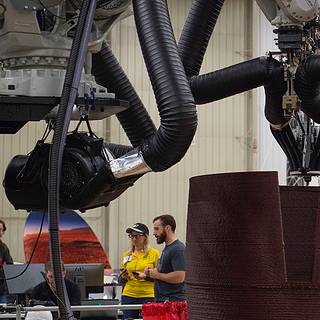 New NASA Partnerships to Mature Commercial Space Technologies, Capabilities