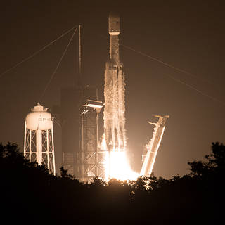 NASA Technology Missions Launch on SpaceX Falcon Heavy