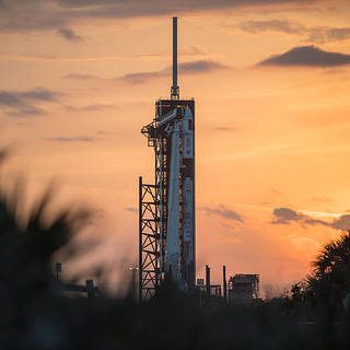 NASA Updates Launch Date TV Coverage for Agency's SpaceX Crew-2 Missio