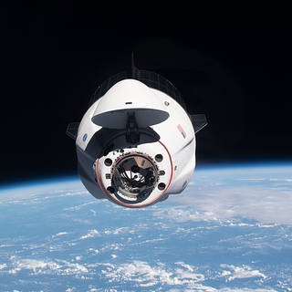 NASA TV to Air Crew Dragon Port Relocation on Space Station