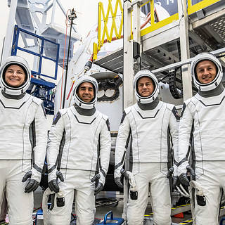 Coverage Set for NASA's SpaceX Crew-3 Briefings Events Broadcasts