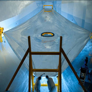 The Complex Material Engineering of NASA's Webb Telescope Sunshield image