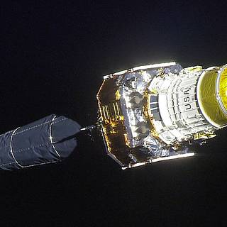 This Week in NASA History: Chandra Launches – July 23, 1999