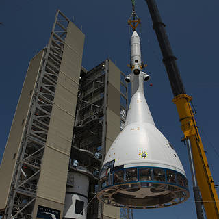 Coverage Set for NASA Test of Orion Abort System for Moon to Mars Miss