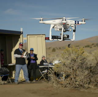 Media Invited to First Test of Multiple Drones Flying Beyond Line-of-Sight