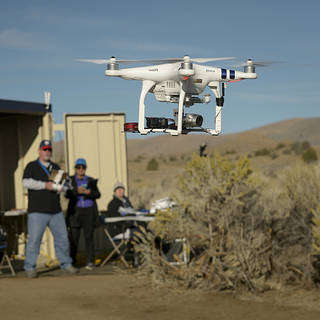 Media Invited to Demonstration of NASA UAS Traffic Management Technologies