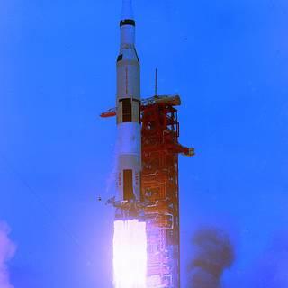 Apollo 10 launch