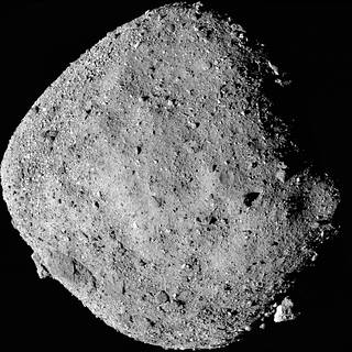 NASA's Newly Arrived OSIRIS-REx Spacecraft Already Discovers Water on Asteroid