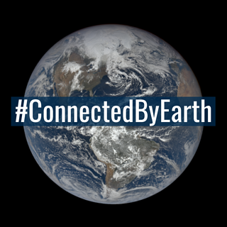 NASA Celebrates Earth Day by Showing How We Are #ConnectedByEarth