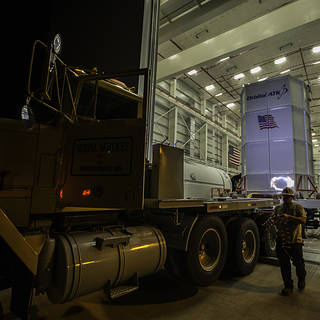 NASA TV Coverage Set for Orbital ATK Resupply Mission to Space Station