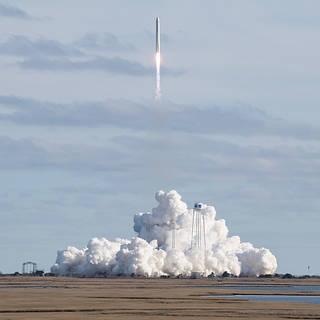 NASA Science, Cargo Heads to Space Station on Northrop Grumman Mission