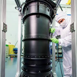 "The Secrets of NASA's Webb Telescope's ""Deployable Tower Assembly"" image"