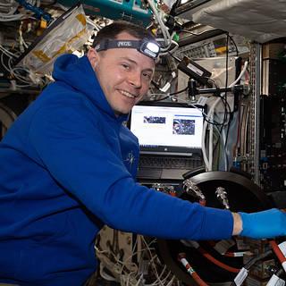 Kansas Students to Speak with NASA Astronaut Aboard Space Station