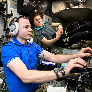 New York Metropolis College students to Converse with NASA Astronauts on Area Station