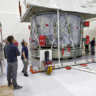 NASA to Broadcast Administrator's Welcome for Orion's European Powerhouse
