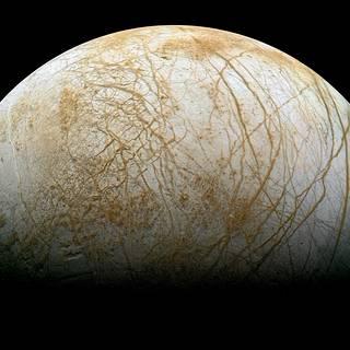 NASA's Europa Mission Begins