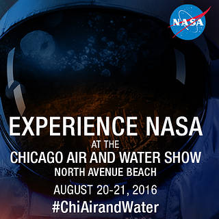 NASA Brings Excitement of Aeronautics, Space Exploration to Chicago Air and Water Show