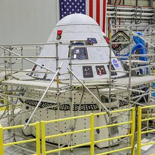 NASA Invites Media to Prelaunch, Launch Activities for Boeing's Orbital Flight Test-2