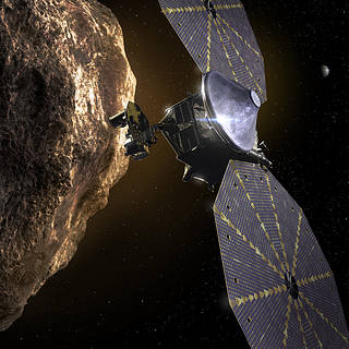 NASA Sets Coverage, Invites Public to Virtually Join Lucy Launch thumbnail