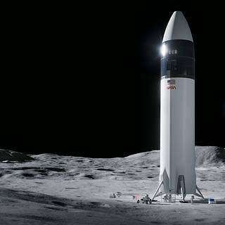 As Artemis Moves Forward, NASA Picks SpaceX to Land Next Americans on Moon