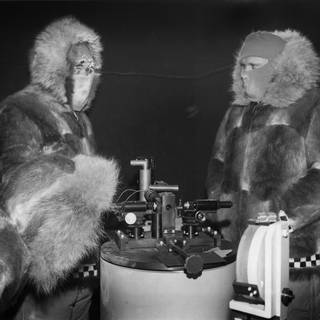 Then and Now: Cryogenic Testing from 1964 to the James Webb Space Telescope image