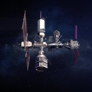 NASA Government of Japan Formalize Gateway Partnership for Artemis Pro