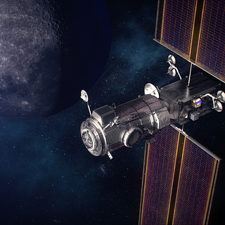 NASA Awards Contract to Launch Initial Elements for Lunar Outpost