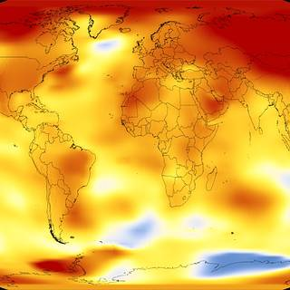 NASA, NOAA to Announce 2018 Global Temperatures, Climate Conditions