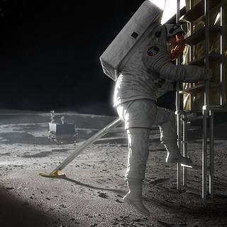 NASA Selects Five U.S. Companies to Mature Artemis Lander Concepts
