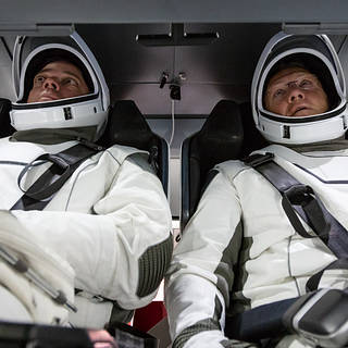 NASA, SpaceX Invite Media to First Crew Launch to Station from America Since 2011