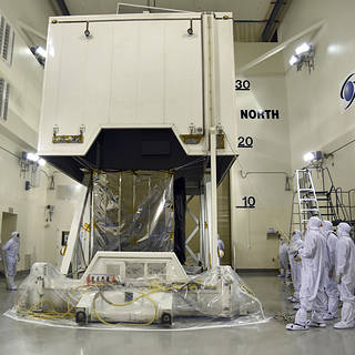 NASA Launching Advanced Laser to Measure Earth's Changing Ice