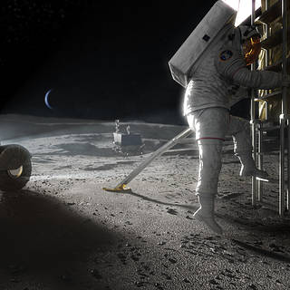 NASA to Announce Selection of Human Lander for Artemis Moon Mission