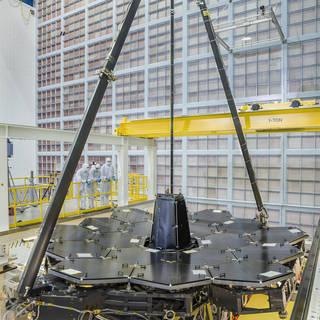 NASA Marks Major Milestones for the James Webb Space Telescope image