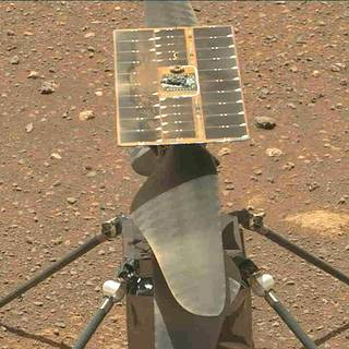 NASA to Attempt First Controlled Flight on Mars As Soon As Monday thumbnail