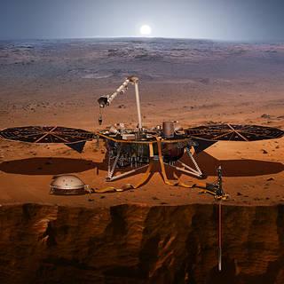 Media Invited to View NASA's Mission to Study Mars Interior