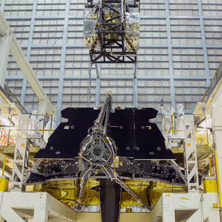 Science Instruments of NASA's James Webb Space Telescope Successfully Installed image