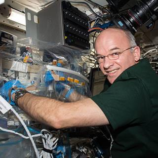 NASA Puts Dallas Students on Phone with Orbiting Astronauts