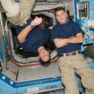 Texas Students to Hear from Astronauts on International Space Station