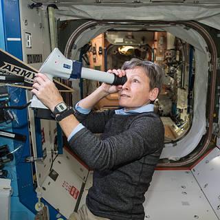 Iowa Students to Speak to NASA Astronaut on the International Space Station