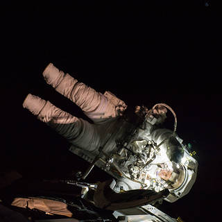 NASA TV Coverage Set for May 23 Space Station Contingency Spacewalk