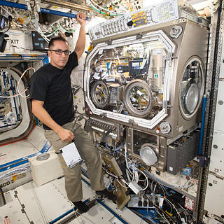 Texas Students to Speak with NASA Astronaut on Space Station