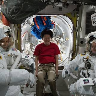 Brooklyn Students to Link Up with NASA Astronauts on Space Station