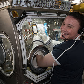 Missouri, Colorado Students to Speak with Astronaut on Space Station