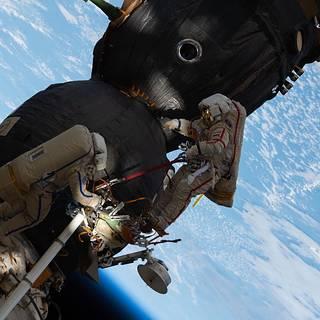 NASA Television to Air Russian Spacewalk at International Space Statio