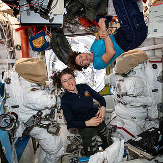 International Students to Speak with NASA Astronauts Aboard Space Stat