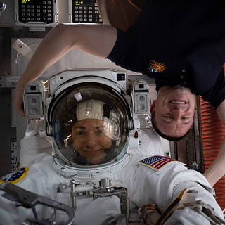 California Students to Speak with NASA Astronauts on Space Station