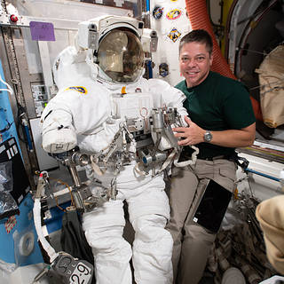 Artemis Generation Students Across US to Speak with NASA Astronaut in Space