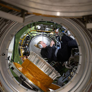 Rice Students to Hear from NASA Astronauts on Space Station