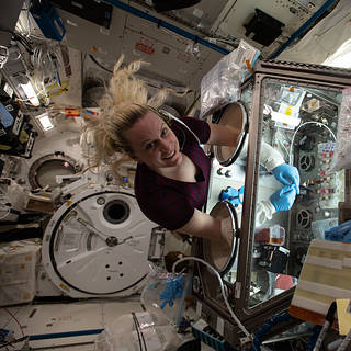 NASA Astronauts Aboard Space Station to Answer Questions from STEM Students