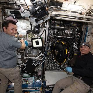 NASA Previews Science on Next Northrop Grumman Space Station Mission